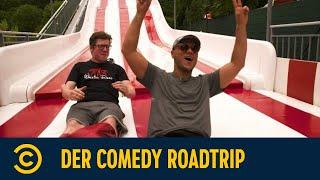 Der Comedy Roadtrip – Wien: Prater-Kirmes und Luxus-Kaviar