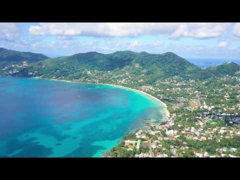 Seychelles - drone   Beau Vallon & Bel Ombre - Mahe island   Mavic Pro