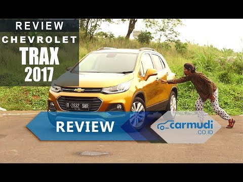 REVIEW All New Chevrolet Trax 2017 Indonesia, Mini SUV Turbo!
