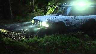 Ronnie Hilmersson Range Rover