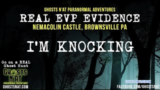 Haunted Nemacolin Castle Ghost Voice Caught on Tape!