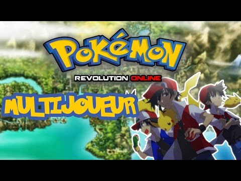 FARM POUR LA LIGUE - POKEMON REVOLUTION ONLINE [REDIFF]