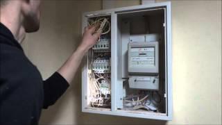Хороший Электрик - Ошибки монтажа офисного щитка