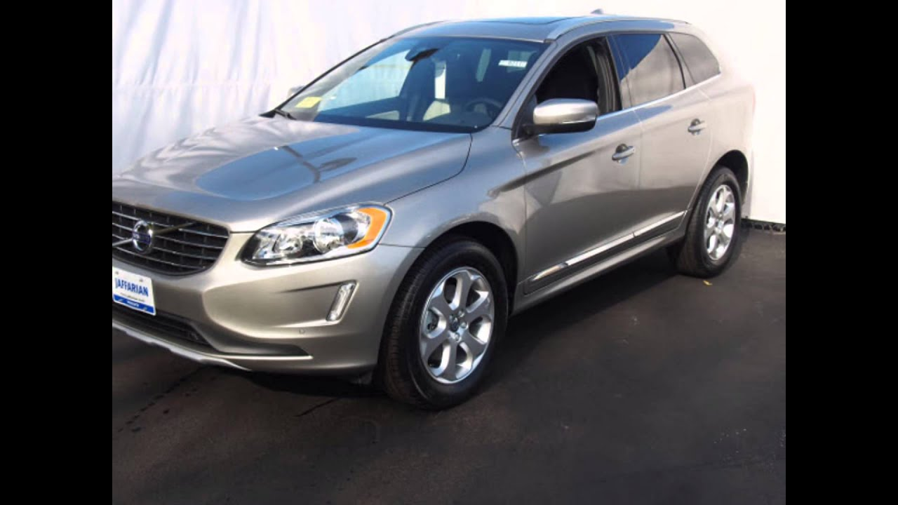 2016 volvo xc60 seashell metallic youtube. Black Bedroom Furniture Sets. Home Design Ideas