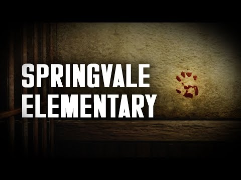 The Soul-Crushing Discovery at Springvale Elementary School - Fallout 3 Lore