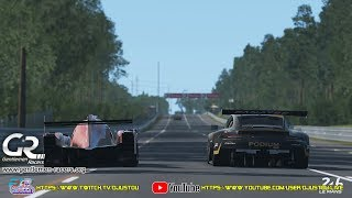 rFactor 2 - Just for the eyes - LeMans S397 DLC - NO SOUND