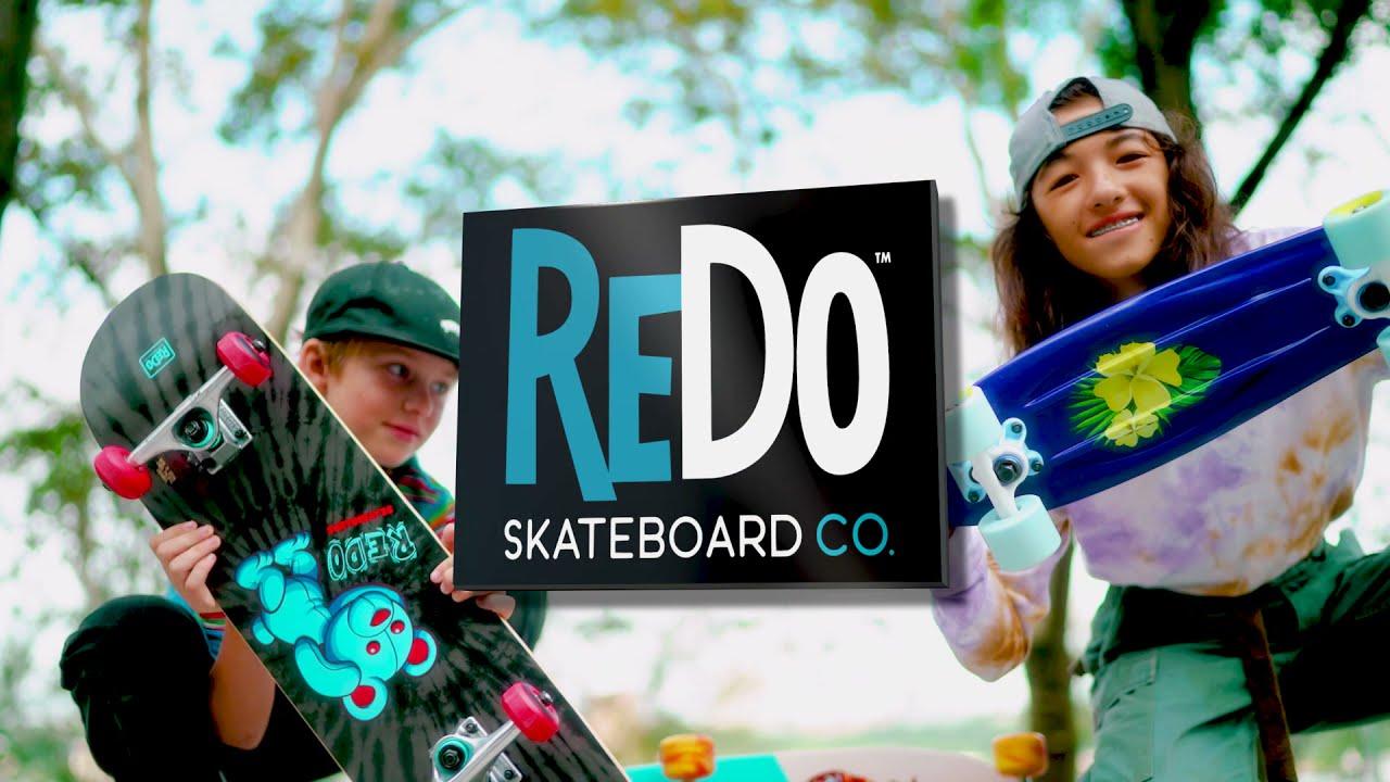 ReDo Skateboard Co.   JAKKS Pacific