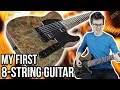 Download My First 8-String Guitar!! || Michael Kelly 508 Demo/Review MP3 song and Music Video