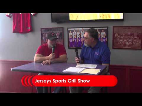 Jerseys  Sports Grill Show Hornets soccer  09 April 2016
