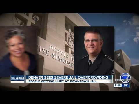 Denver sees severe jail overcrowding
