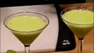 Keylime Pie Martini