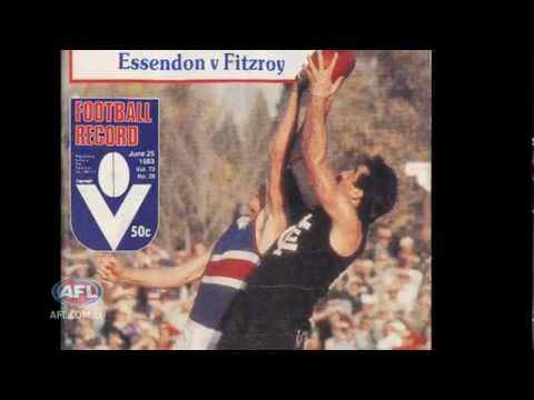 Life After AFL Footy - Val Perovic