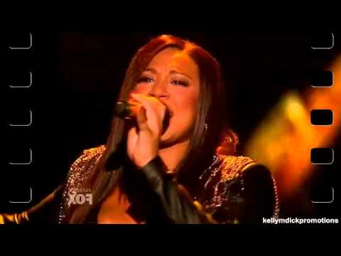 Melanie Amaro & R Kelly  The X Factor US  Finals  I Believe I Can Fly