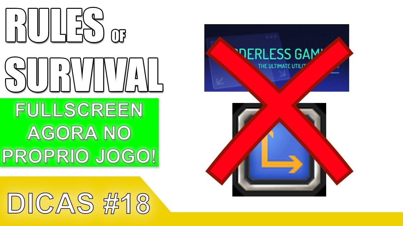 rules of survival live tournament