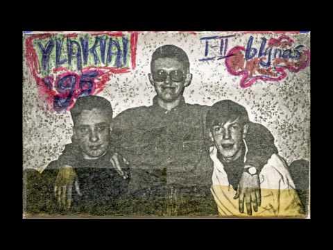 YLAKIAI'95 I-II blynas