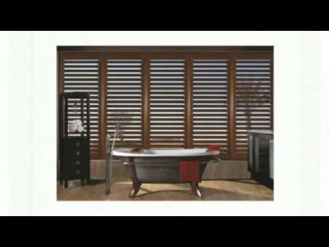 Budget Blinds - Comox Valley/Campbell River/Nanaimo/Oceanside - Plantation Shutters