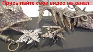 Художественная ковка! Художественная ковка металла своими руками! Мастера  выставки  ковки из России