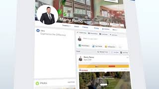 Find Marty Remo and The Remo Team on Facebook