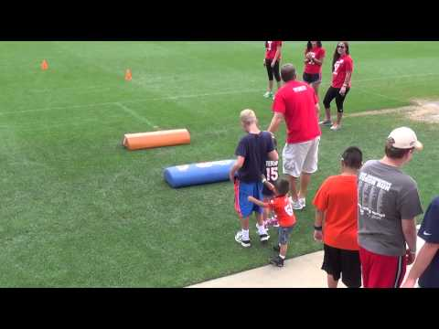 7/8/2014 - Broncos Ability Clinic