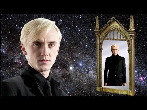 What If Draco Malfoy Looked In The Mirror Of Erised?