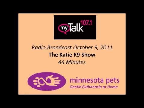 MN Pets - Katie K9 Radio on mytalk 107