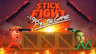 HWSQ #42 - SICK STICK MOVES | STICK FIGHT THE GAME
