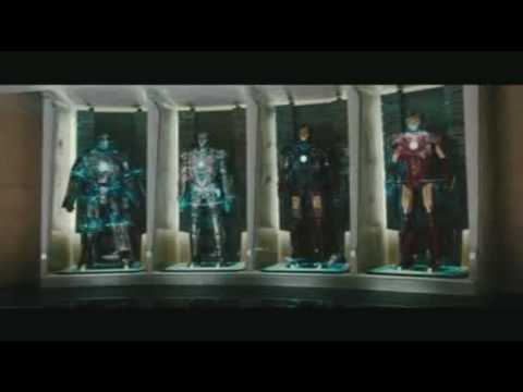 Iron Man 2 - ACDC - Highway To Hell Chronological Order