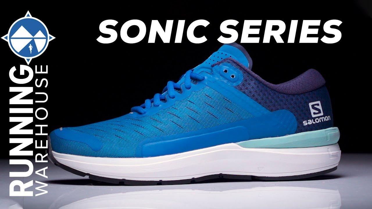 New Salomon Road Running Shoes 2020