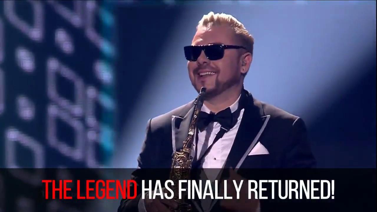 The Latest Internet Sensation: Epic Sax Guy