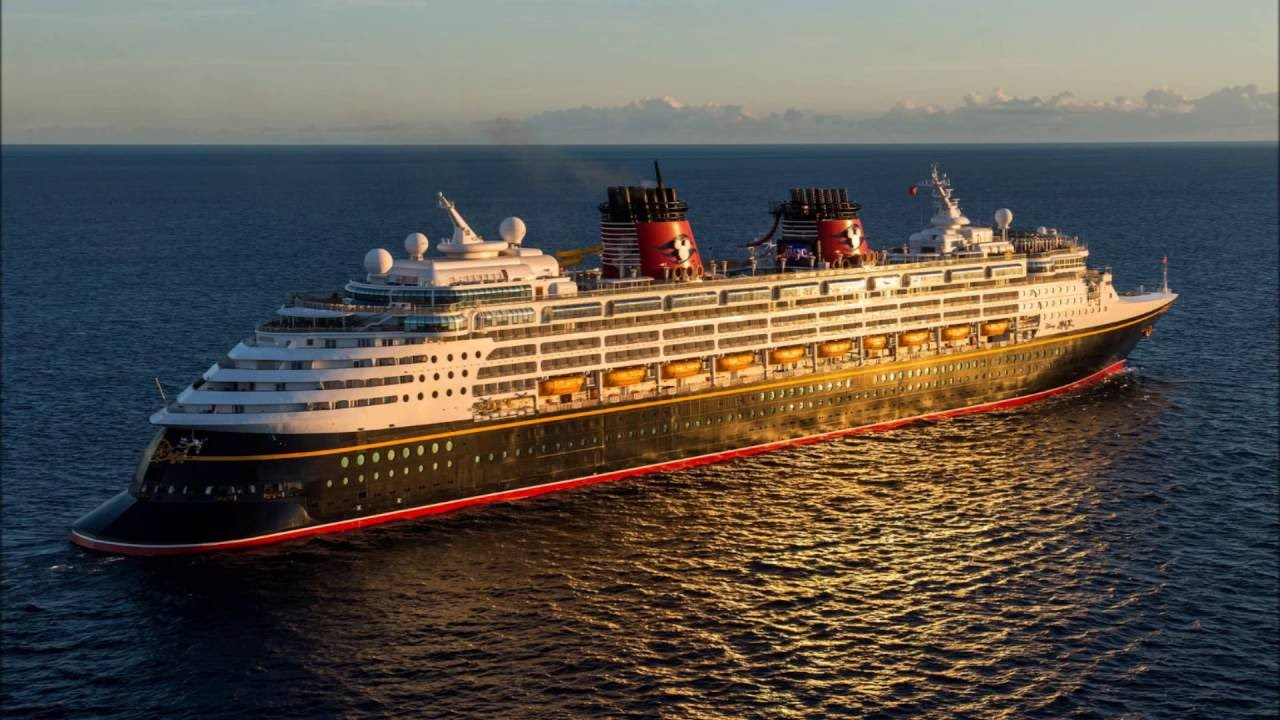 DISNEY CRUISE LINE 2017-2018-2019-2020 - World Cruises - YouTube