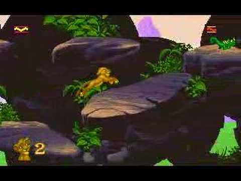 The Lion King (PC/DOS game) Pt. 1