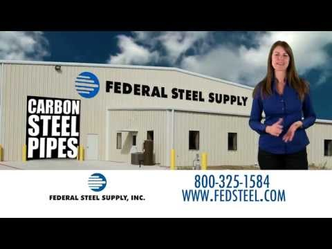 Carbon Steel Pipe Suppliers - Federal Steel Supply, Inc.