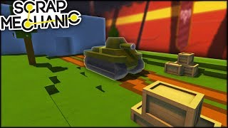 AL 2-LEA RAZBOI MONDIAL! Scrap Mechanic