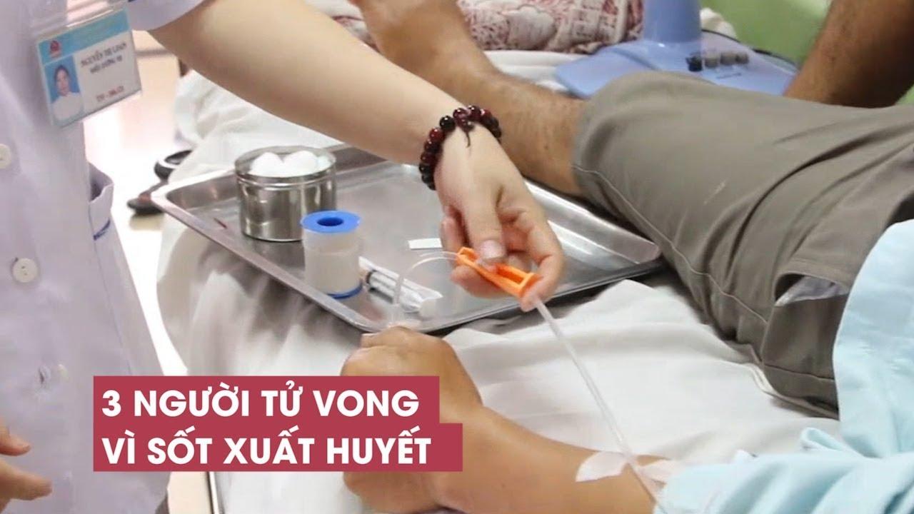 3 người tử vong vì sốt xuất huyết ở Bà Rịa – Vũng Tàu