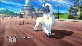 Pokémon Movie 17 Opening Deutsch / German