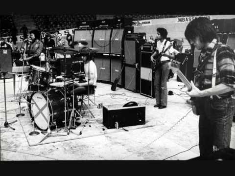 Jeff Beck Group- Orpheum Theater, Boston, Massachusetts 5/1/72