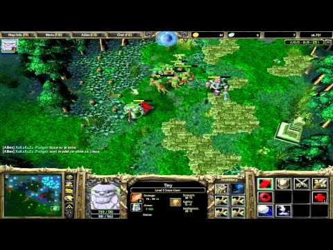 Lets Play DOTA Match Tiny Gameplay Part 12 V672f