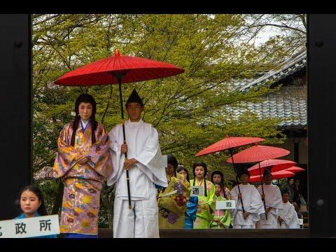 Toyotomi Hideyoshi's Cherry Blossom Party at Daigo-ji in Kyoto!