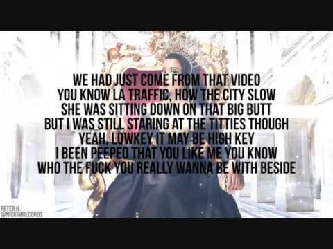 Nicki Minaj - Only ft Drake, Lil Wayne, Chris Brown (Explicit) (Lyrics + MP3 Download)