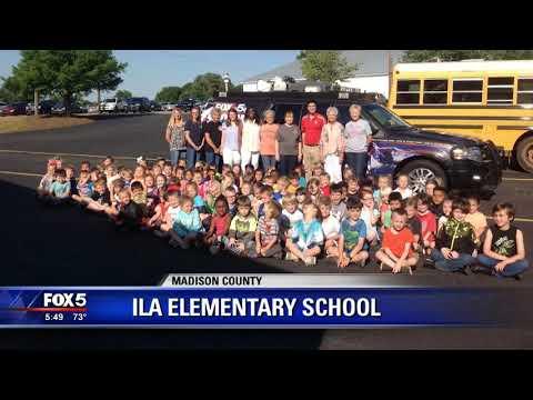 FOX 5 Weather School at Ila Elementary School