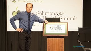 Powerful Speech by Dr. Fuhrman: Food Addiction & Emotional Overeating