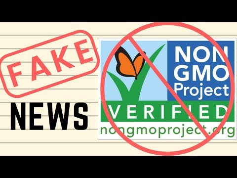 The 'NON-GMO Project Verified' Label is WRONG