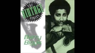 BARRY BIGGS - Love On A Two Way Street