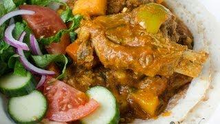 Lamb Stew (maraq Ari) مرق لحم غنم