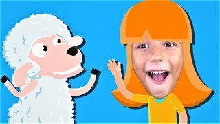 Mary had a Little Lamb Song | Nursery Rhymes and Kids Songs