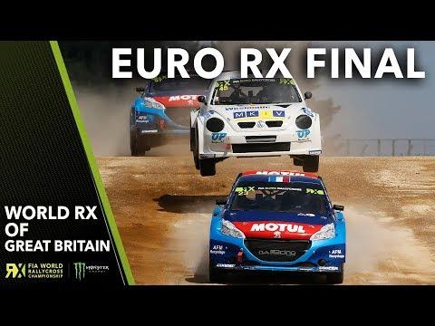 Euro RX Final | 2019 Dayinsure FIA European Rallycross of Great Britain