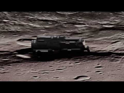 Aliens Mining Our Moon