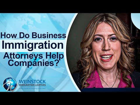 Business Immigration Attorney - Secure Your Global Talent