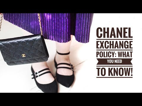Chanel Exchange Policy: What You Need To Know! +Customer Service Experience at the Bond Street Store