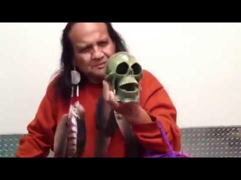 Música Mesoamericana Asteca Maia - Apito da Morte Asteca